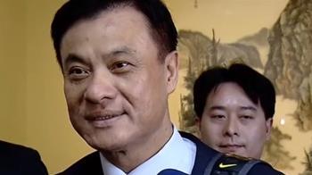 蘇嘉全:監委提名總統負全責 2名遺缺暫時保留