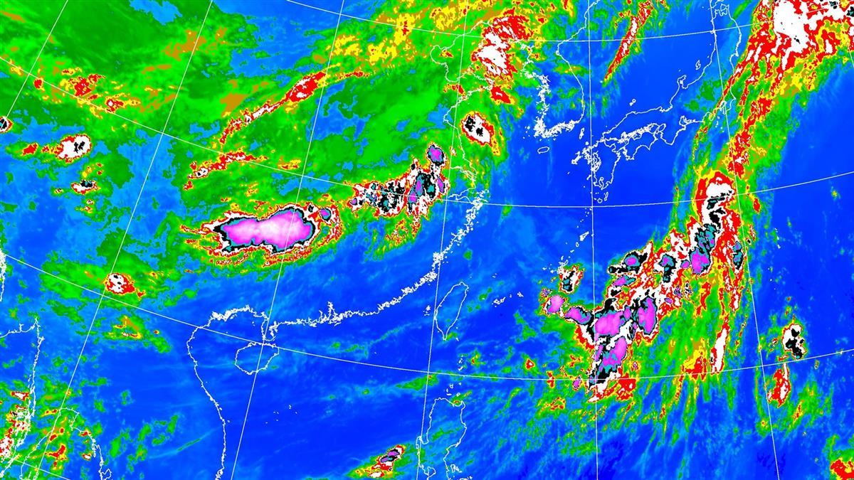 8縣市高溫警報 台北恐飆38度!端午連假雨區出爐