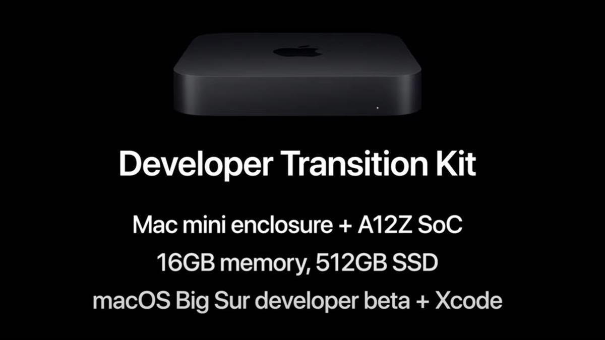 1.5萬「特規版」Mac mini 來了!蘋果:未來將捨棄Intel處理器