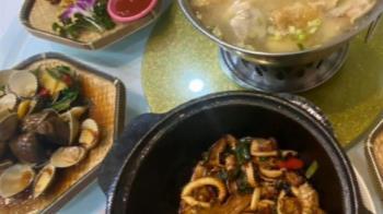 海鮮餐廳想單點加1900元變合菜 遭嗆:吃很痛苦別吃