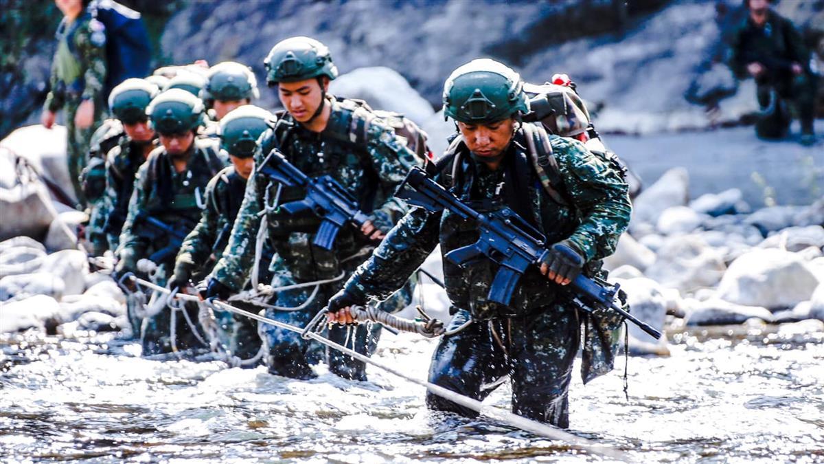 國防部宣布若疫情穩定 8月全面恢復教召