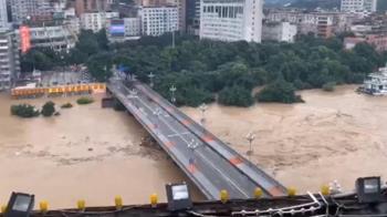 70年最大洪災!陸三峽大壩瀕潰堤 6億人口怎逃?
