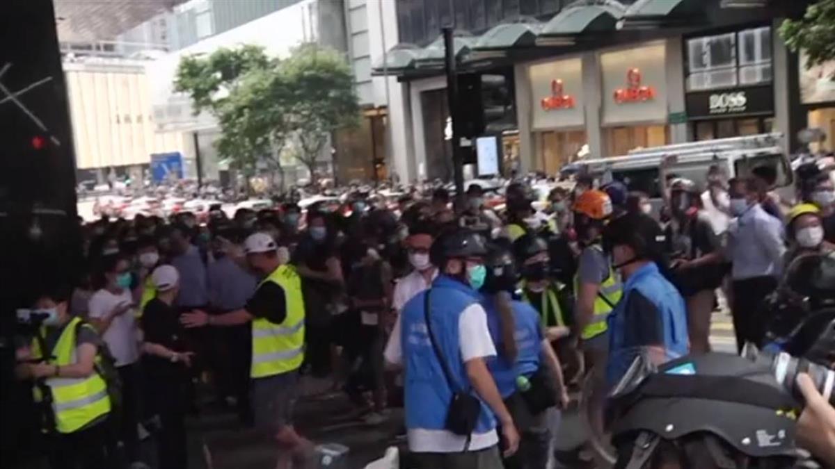 香港恐設特別拘留中心 無限期關押違反國安法者