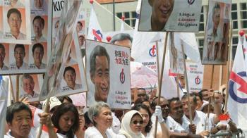新加坡解散國會 7月10日大選