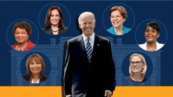 美國2020年大選在即 拜登女性副手人選懸念未解