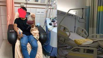 骨髓配對成功...男曝5天生不如死過程 要受贈對象:好好活下去
