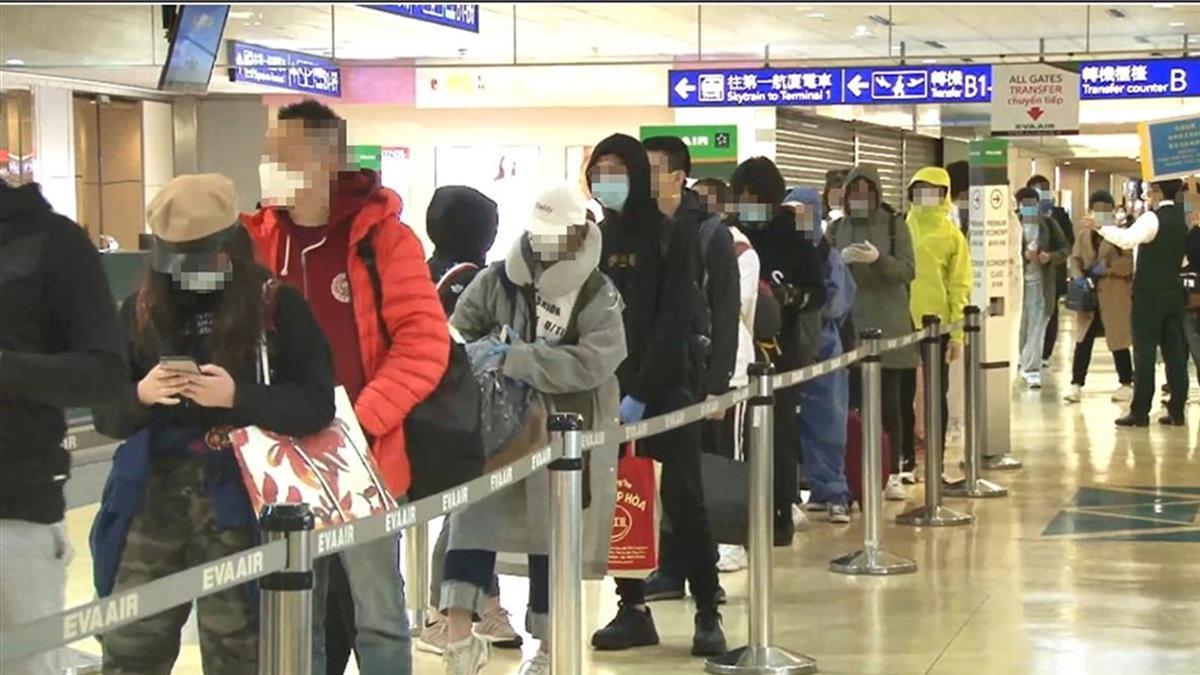 外籍人士入境鬆綁 新增參加國際會議等事由