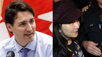以孟晚舟交換兩加拿大人獲釋 總理嚴拒