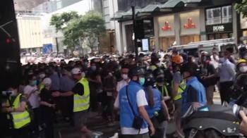 美參院通過香港自治法 盼阻北京推國安法