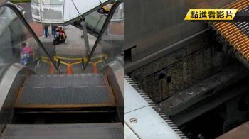 電扶梯踩壞、暴衝驚悚意外多 專家:乘載過量恐故障