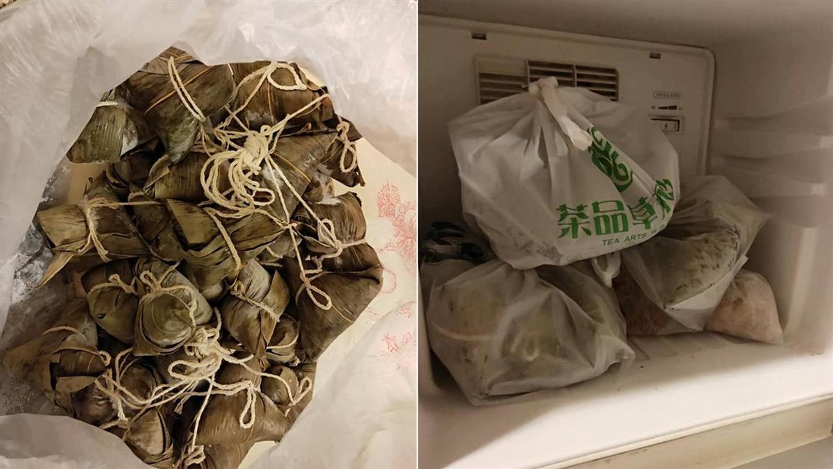 母包40顆粽嫌太多!1年後...遊子哭喊:吃不到了