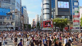 日本東京單日新增54例 40例是年輕人