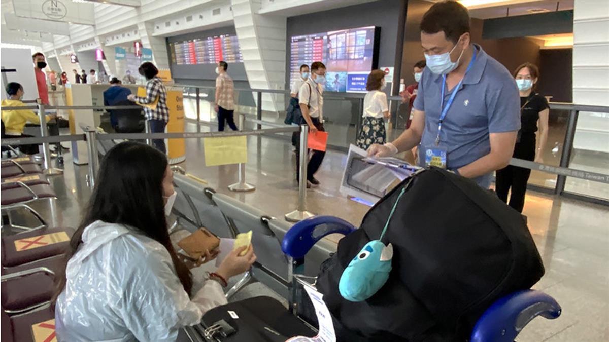 境外生已8人入境 28日預計4人抵台