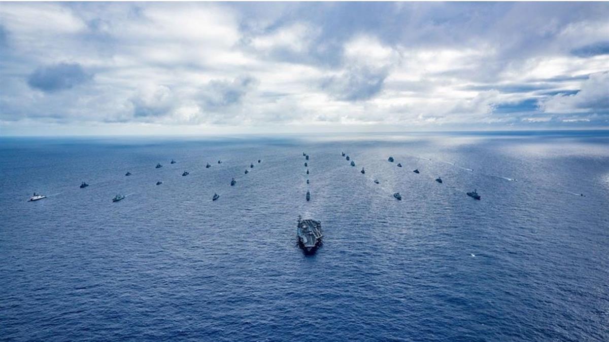 台灣爭取參與環太平洋軍演 觀察員身分可期待