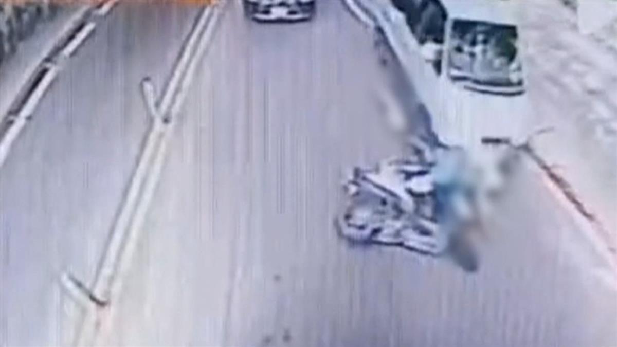 陽明山出遊遇失控廂型車!5歲男童被撞飛重傷急搶救