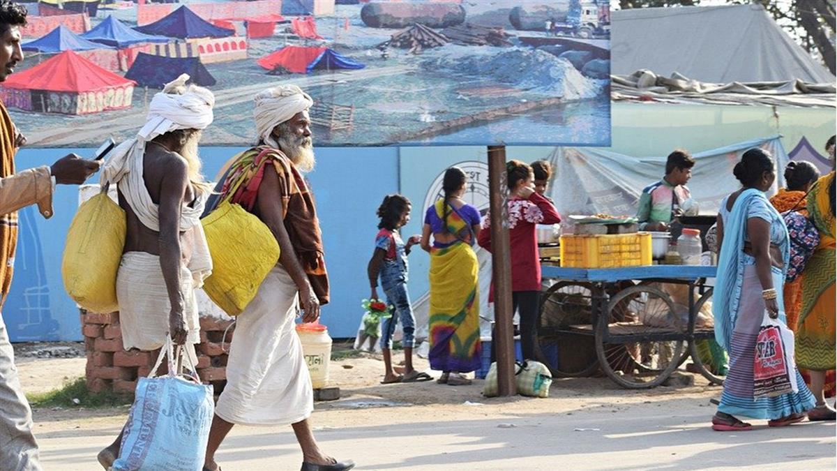 印度新增逾1.7萬人染疫 累計確診數衝破50萬大關