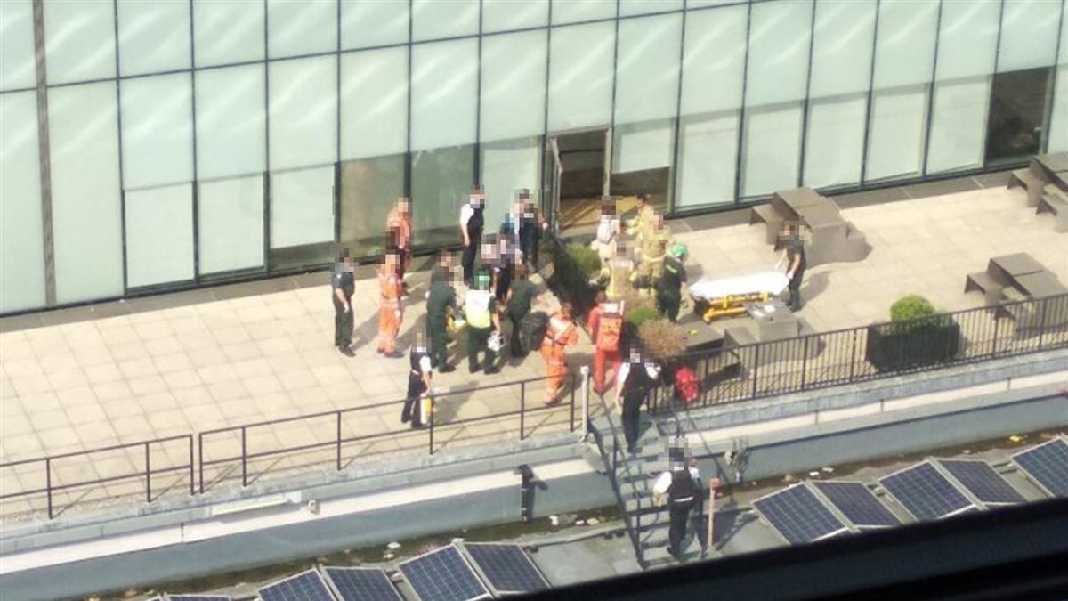 6歲男童逛美術館!遭惡煞從10樓丟下去 嫌下場慘了