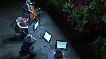 肺炎疫情:巴塞羅那著名歌劇院重開,觀眾有些特別