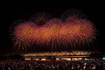 今年國慶焰火在台南 漁光島打敗4地點原因曝光