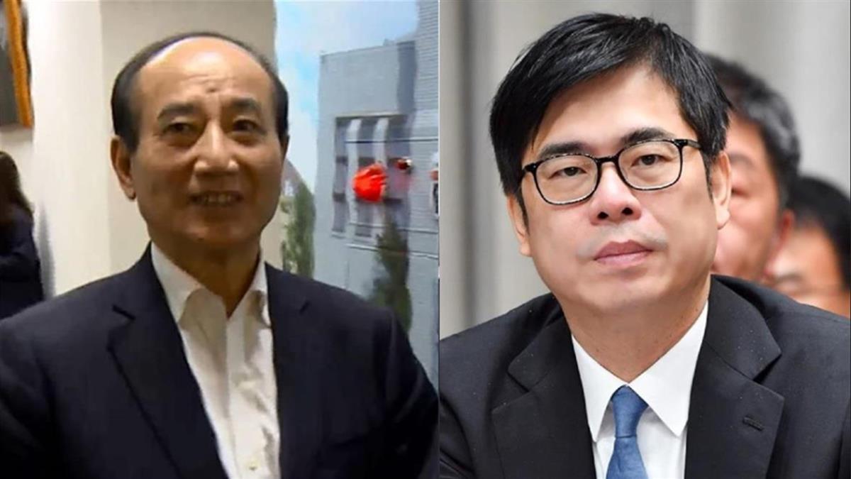 李眉蓁找王金平擔任榮譽主委!陳其邁終於說話了