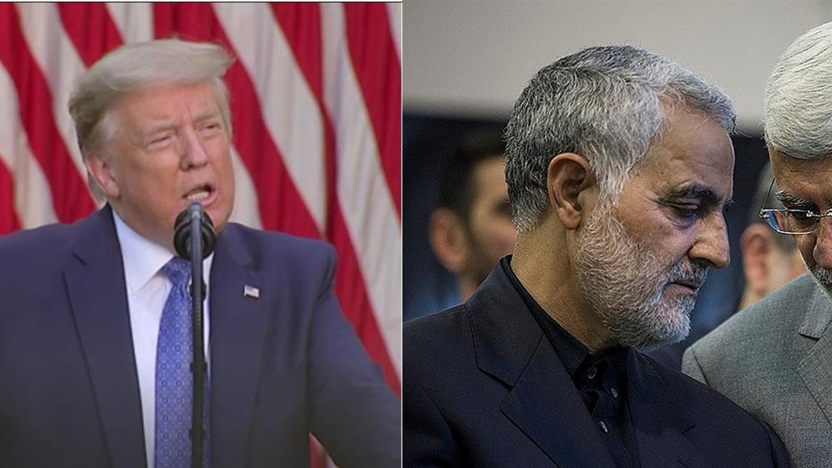 伊朗通緝川普殺人!最重判死刑 國際刑警組回應了