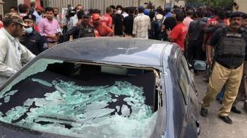 巴基斯坦證交所遭恐怖攻擊 至少11死7傷