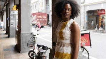 美國黑人女教師在中國的故事:佛洛伊德之死改變了我的學生們