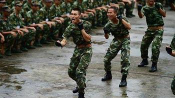 中印衝突:國際媒體關注西藏部署專業格斗 「民兵」