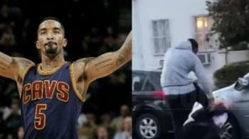 曾當街猛踹白人暴徒!「神經刀」重返NBA 簽約新東家