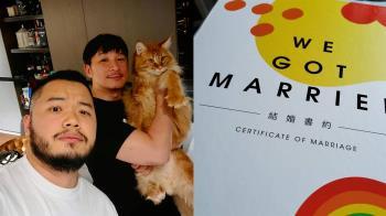 交往第9年結婚了!阿妹經紀人陳鎮川曝好消息