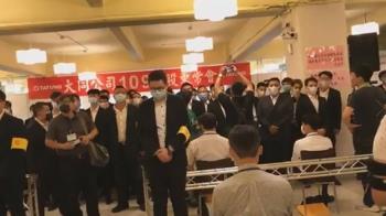 大同股東戰  市場派「天鷹」vs.公司派「洪英」保全戰