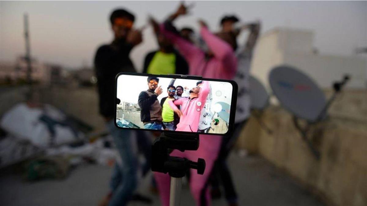中國TikTok被禁 印度網民改用國產短視頻應用