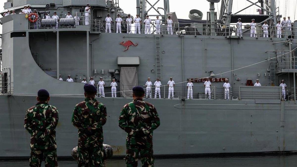 澳洲大幅增加軍費 遠程反艦和超音速武器目標何方