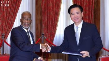 台灣與索馬利蘭互設代表處!陸官媒回應:呵呵