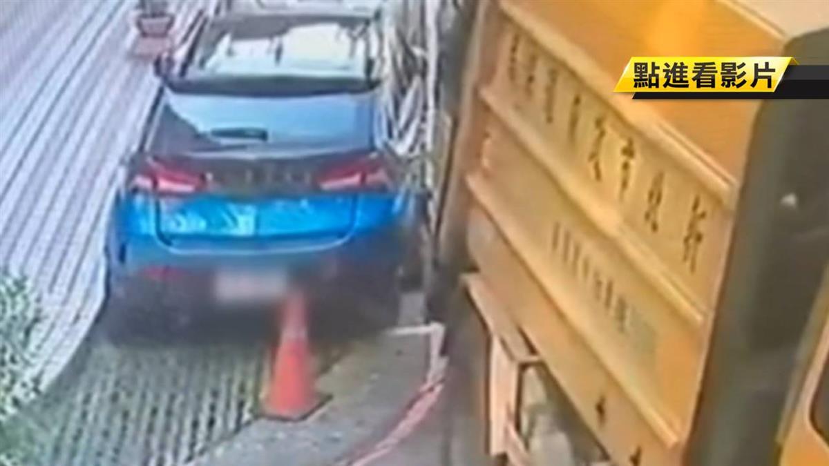獨/垃圾車撞多元計程車 保險公司:營業損失則維修折舊