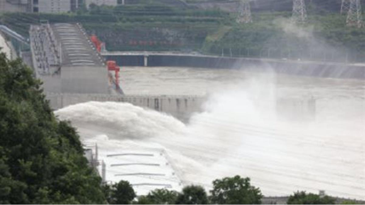 三峽大壩潰堤危險加劇!官方急發:第一號洪水預警