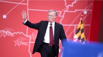 波頓籲美國全面外交承認台灣  加強對大陸施壓