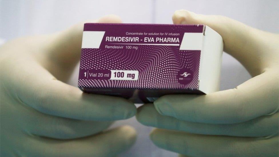 肺炎疫情:美國買光治新冠藥物「瑞德西韋」招來歐洲國家不滿