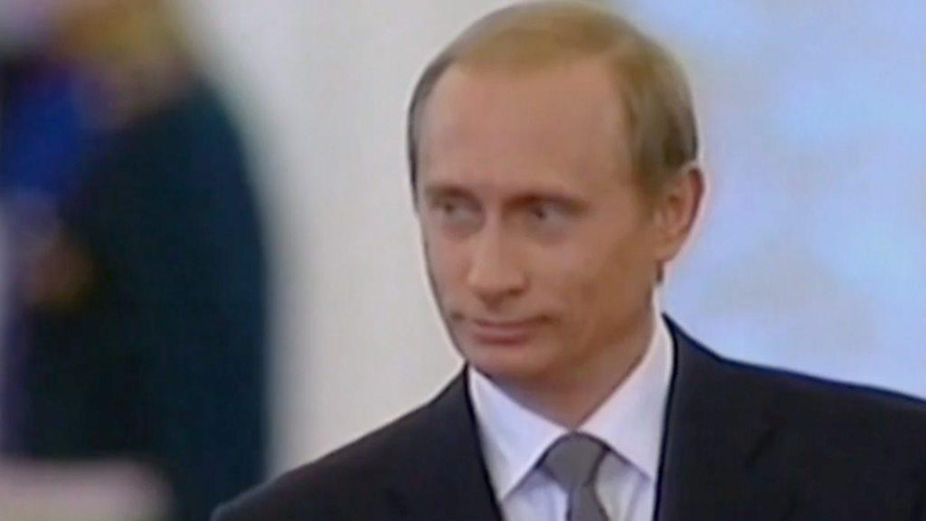 從KGB特工到俄羅斯總統 普京的政治軌跡