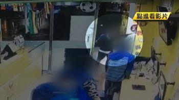 獨/霸位還罵韓國瑜!店員棒毆顧客還掐脖 澄清「我非韓粉」