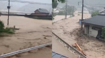 日本九州豪雨成災 熊本13人失聯...2人找到已無心跳