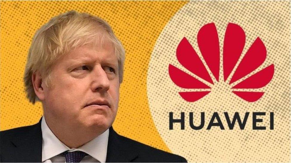 華為5G:英國首相改變口徑 華為成為「潛在敵國供應商」