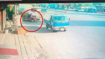 清晨欲到兒子店幫忙!彰化婦遭槽車輾過 頭部重創身亡