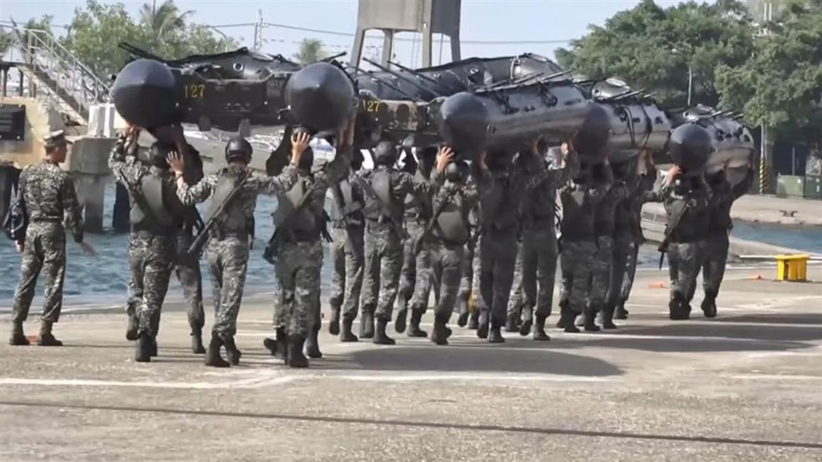 陸戰隊覆艇受傷中士:會回到工作崗位繼續努力
