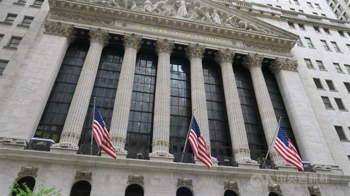 美股開盤上揚 道瓊指數漲逾400點