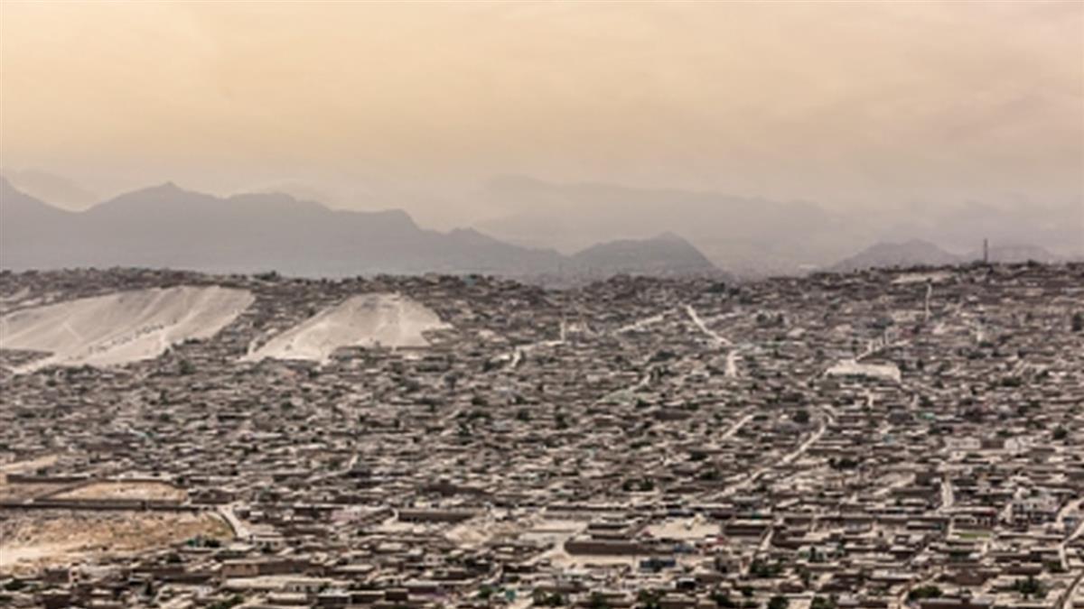 喀布爾發生規模4.6地震 尚無損害及傷亡通報