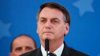 巴西總統出現發燒等症狀 再度進行冠狀病毒採檢