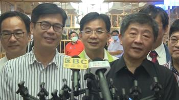 搶年輕選票 陳其邁:選上市長就恢復大港開唱