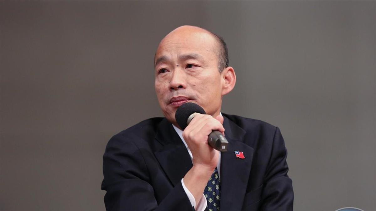 韓國瑜不當市長賺更多 持百張生技股王再賺1845萬