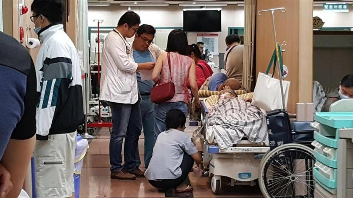 台灣民眾放鬆了!急診醫示警:流感、發燒人變多